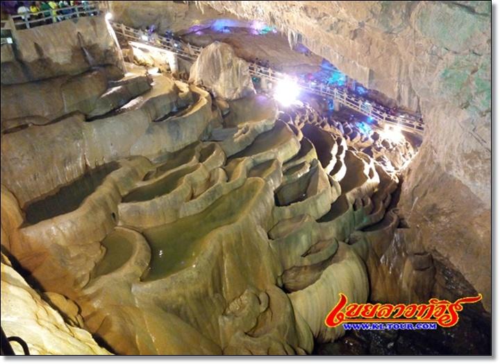 ถ้ำจิ่วเซียง สวรรค์ใต้ภิภพ เมืองคุนหมิง ยูนนาน จีน
