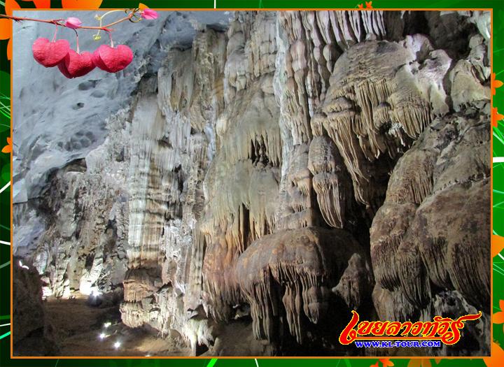ฟองยา ถ้ำฟองยา มรดกโลกทางธรรมชาติของเวียดนาม