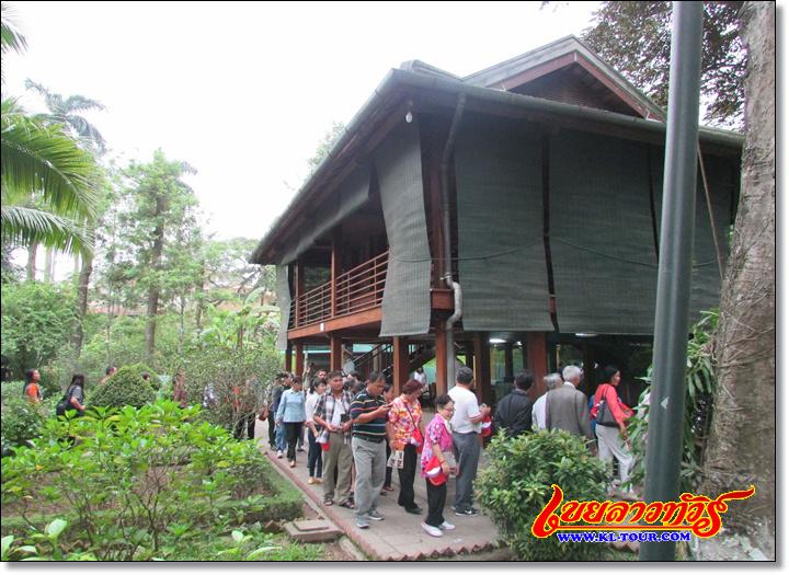บ้านลุงโฮจิมินห์ จตุรัสบาดิงห์ ฮานอย เวียดนามภาคใต้