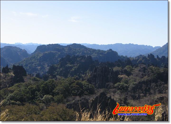 เมืองท่าแขก ป่าหินปูนภูผาม่าน ถ้ำนางแอ่น ถ้ำปลาฝา ลาวภาคกลาง
