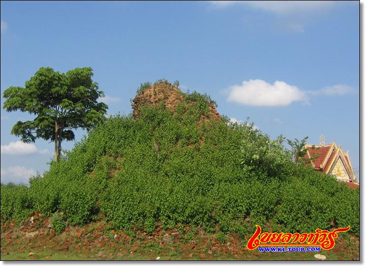 พระธาตุศรีโคตรบอง กำแพงหินยักษ์ เมืองท่าแขก ลาวภาคกลาง