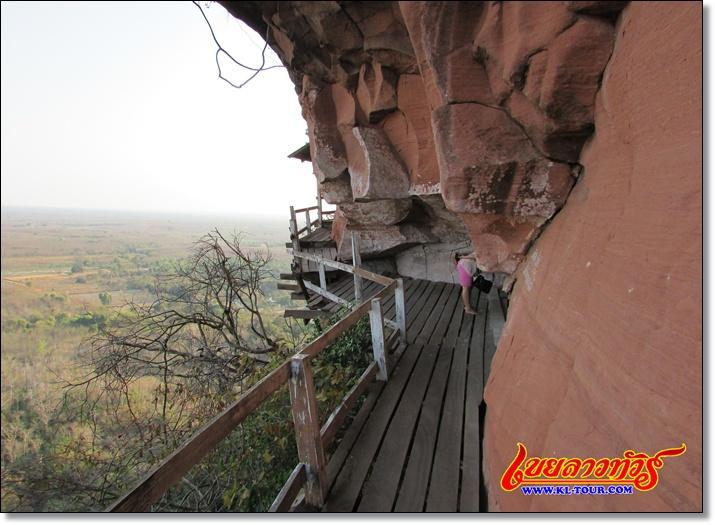 ภูทอก ความอัศจรรย์ของภูทอกแห่งนี้ถูกบันทึกให้เป็นสถานที่ท่องเที่ยวแห่งหนึ่งของโลก