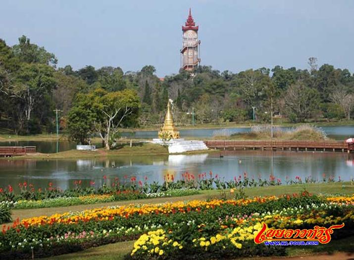 สวนกันดอร์จีเมืองพินอูลวิน ประเทศเมียนม่าร์ www.kl-tour.com