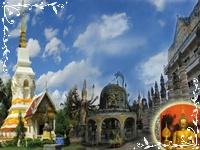 เส้นทางตามรอยบุญหนุนธรรมไทย ลาว เมียนม่าร์ กัมพูชา