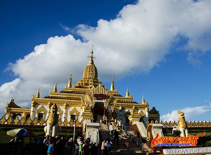 พระมหาอันกูกันธาแห่งเมืองพินอูลวินหรือเมย์เมียวประเทศเมียนม่าร์